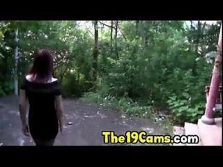 esposa chinesa em público 2, pornografia madura livre HD 8b: