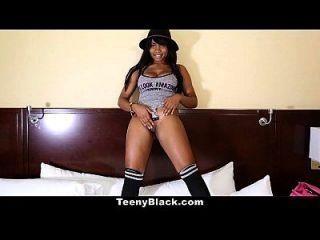 Teenyblack busty canadian ebony porn debut