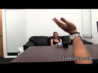 Audições de pornografia de 18 anos de idade com beej e anal
