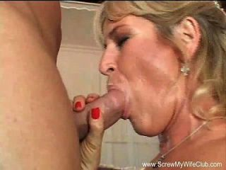 blonde swinger slut mrs. Lobo abusado