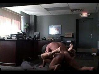 louro escritório sexo parte 1