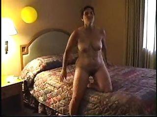 Mãe fazendo sexo