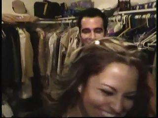Amador cfnm stripper masculino em latina bachelorette partido recebendo handjobs e blowjobs