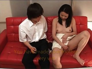 Japanese mother tentation 3