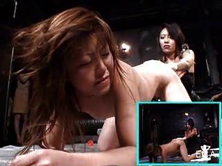 Japanese girl fisting extreme ... bmw