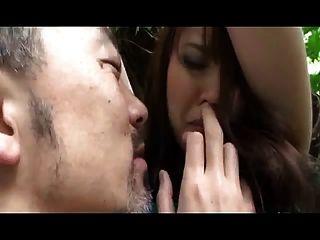 Garota japonesa grande pego usado (sem censura)