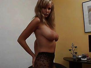 Perfeita esposa zuzana nice garota nylon peitos peito sonho peitos