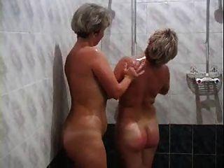 Putas russas fodidas na sauna