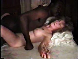 Nympho madura mulher branca com amante preto parte 1