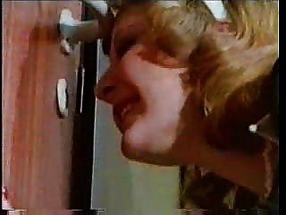Clássica vintage retro minúsculo tove clip maid orgy