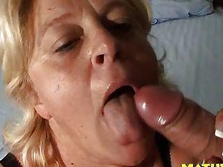 Casting maduro mulher grande holandês ou belga ... bmw