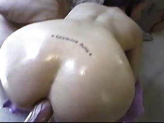 Melhor anal vid nunca!