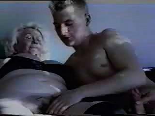 Avó alemã madura oma sexo