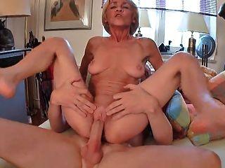 Granny anal pics