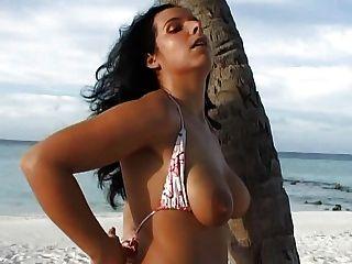 Perfeito latino alemão garota esposa nice redondo boobs grande labia clit lábios