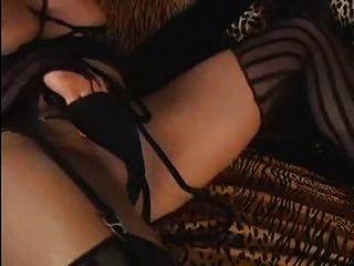 Sexy loira shemale atira enorme carga rm