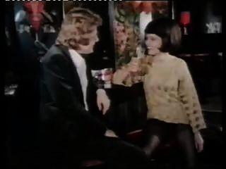 Clássico, vintage, retro, patricia, rhomberg, clipe, hexy, l, amour