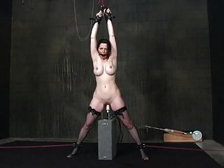 Bondage e máquinas de foder (brandy) 15