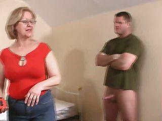 Mulher jacking um young guy .... não perca !!!