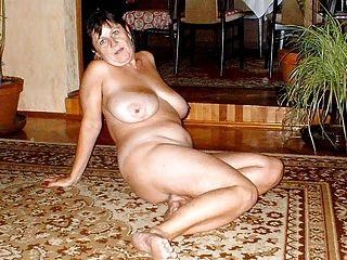 Minha esposa nua