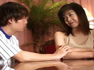 Mãe japonesa # 1