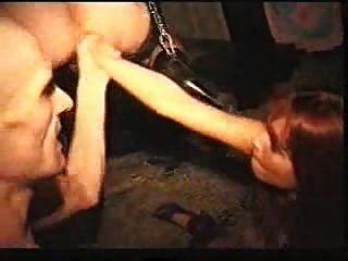Fisting anal alemão de kitikat club