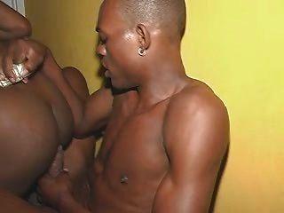 Pintainho jamaicano fodido muito difícil