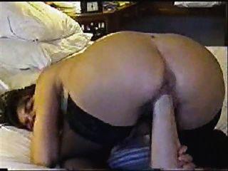 Pussy fist \u0026 dildo enorme em burro (mau som)