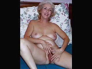 Slideshow madura uma dedicação à beleza da mulher mais velha