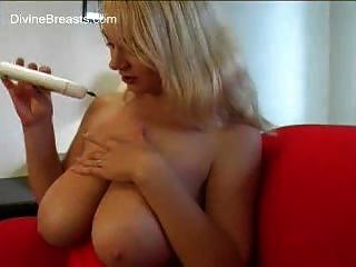 Maiores mamas naturais nunca!