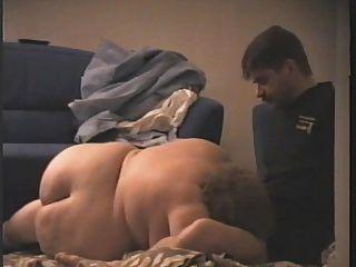 Grande, gordo, mama, parte, um