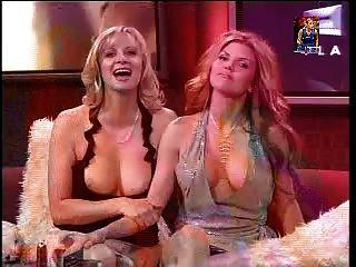 Tv show noite chamadas com live blow jobs