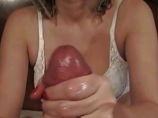 50 ejaculação femdom handjobs