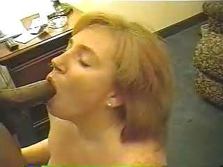 Sexy redhead esposa ama que grande galo preto # 19.eln