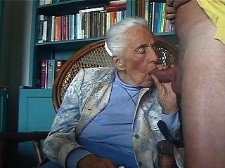 Amante 1 da avó do pervertido