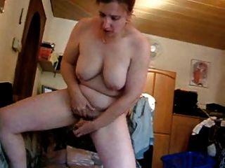 Orgasmo da esposa alemã