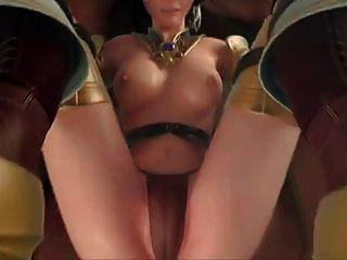 Fantasia final: como domar uma menina anime slut