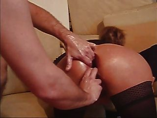 Inserções anal extremas