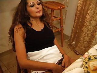 Orgia lésbica francesa