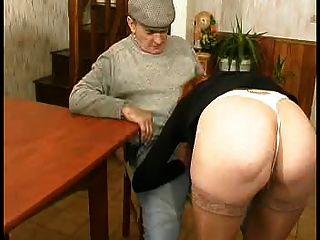 Papy e a empregada doméstica ... f70