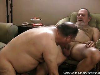 Paizinhos do empurrão do círculo