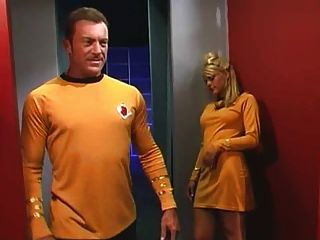 Sexo trek fuck me up scotty (história)