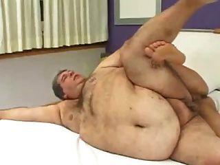 Como foder um homem gordo
