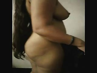 Sexy indiana grávida bhabhi tira