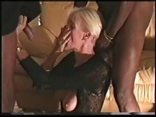 Plz foda minha esposa com seu grande galo preto (cuckold)