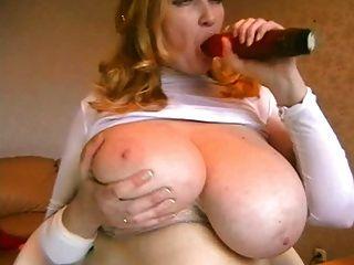 Mamas enormes na webcam