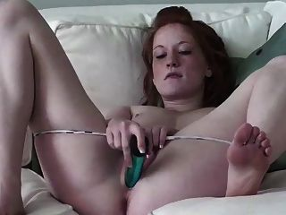 Real redhead lucy pele pálida rosa tits 18