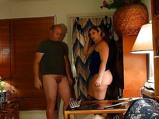 Menina má recebe punido parte 2
