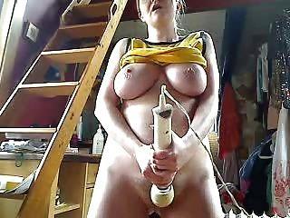 Grandes mamas nessa garota
