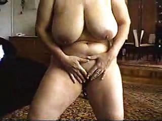 Mamãe strip show e sexo.